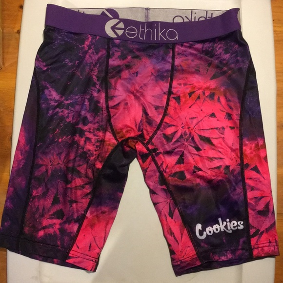 1e655bb413 ethika Other - Ethical x Cookies Berner Hurricane Boxer Briefs